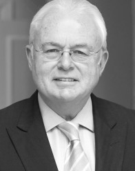 Sir Martyn Lewis - Headshot